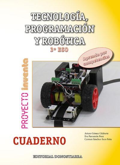 Cuaderno. tecnología, programación y robótica 3º ESO.