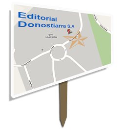 mapa editorial