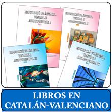 Libros en catalán-valenciano