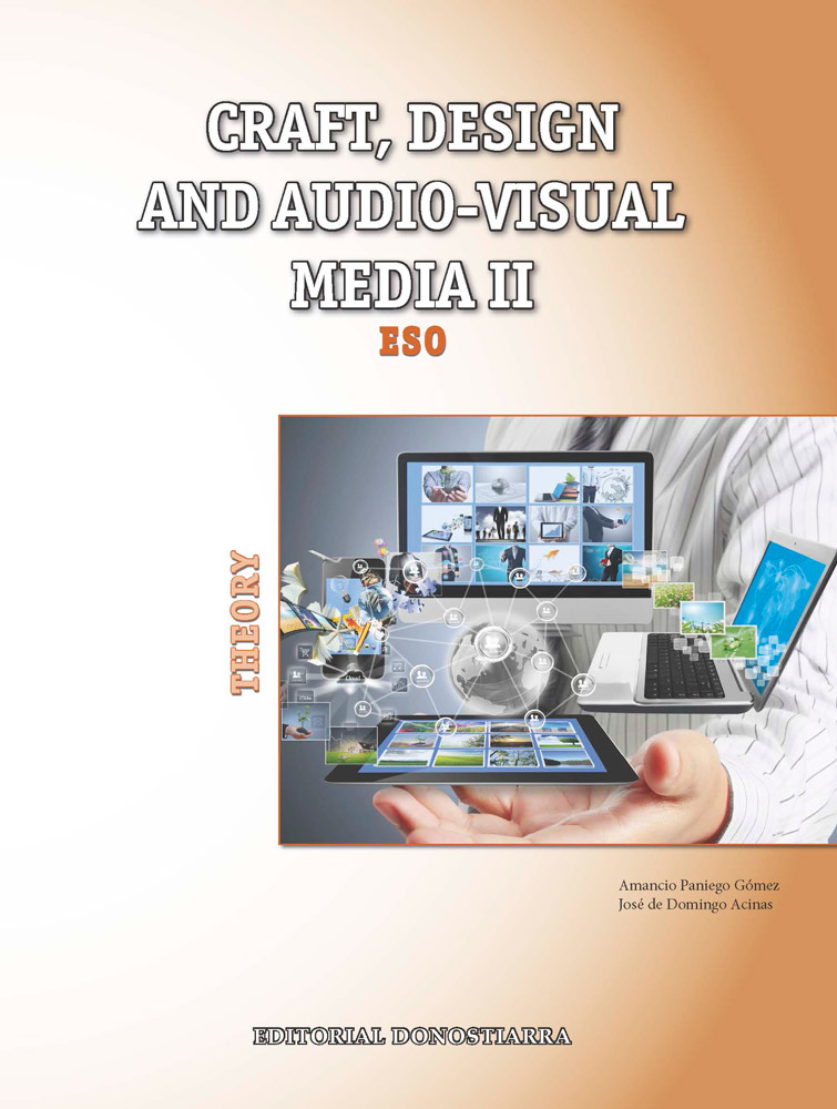 978-84-7063-580-9 Craft, design and audio-visual media II. Theory